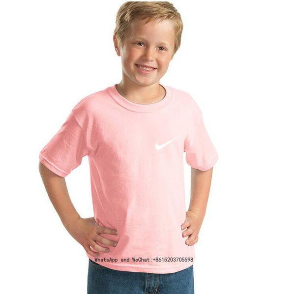 T-shirt bambino T-shirt proposta Altezza Estate Negozio di tesoro Super valore Raccomanda ai ragazzi di vestire 0317