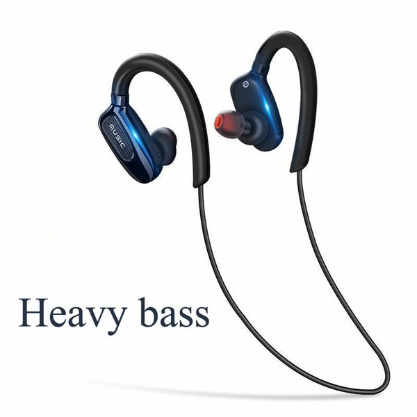 S5 Best Wireless Headphones Sports Bluetooth Headset Bass Music Headphone Bluetooth Earphone With Microphone For Phone Lowest price