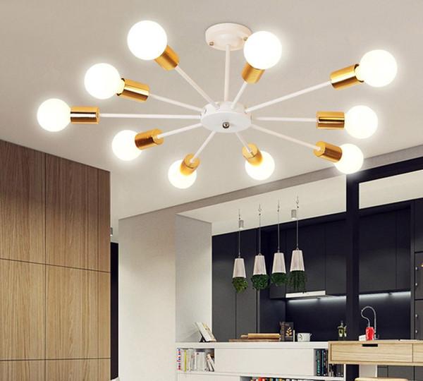Simple Estar Hierro De 8810 Estudio Moderna De De Forjado De Luz Lámpara Nordic Sala Creativa Cabezas Sala Personalidad Lámpara Compre Dormitorio qVUMGSzp