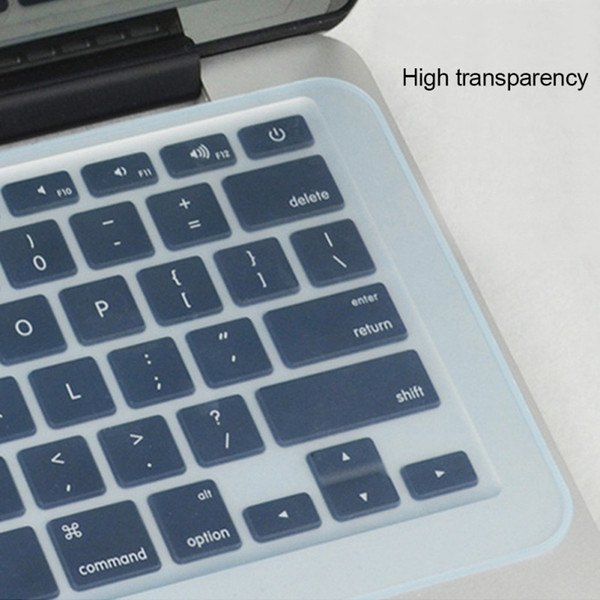 Dustproof Film Silicone Laptop Keyboard Protective Film Waterproof Laptop 14 15 17 inch Notebook Keyboard Cover