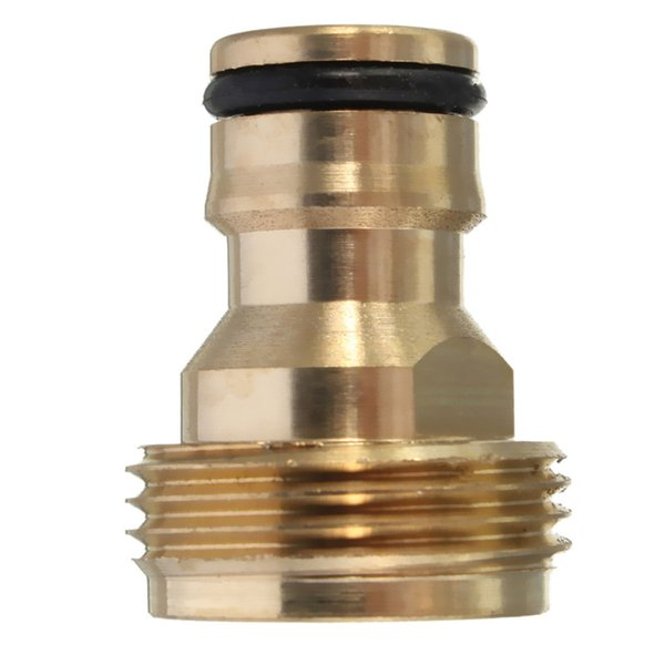 uick water connector 1pc 3/4 Inch Garden Sprayer Water Tap Male Thread Quick Connector Irrigation for Gardening Tools Nipple Joint Fast J...