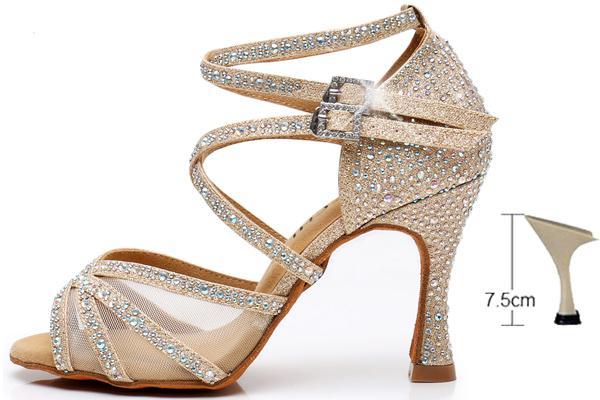 Gold Glitter 75mm