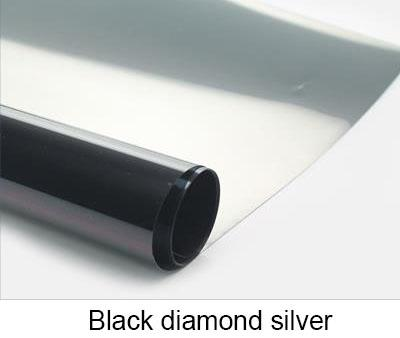 black diamond silver