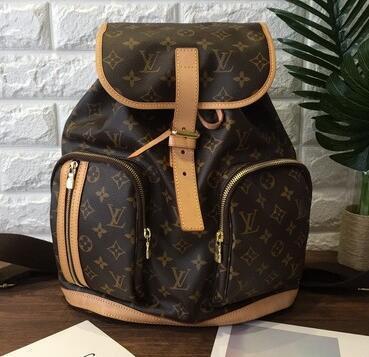Louisvuittonmochila de diseño clásico masculino Boston B de la escuelaag mochilas de cuero superior mano del embraguebolso de mano mensajero de lujo