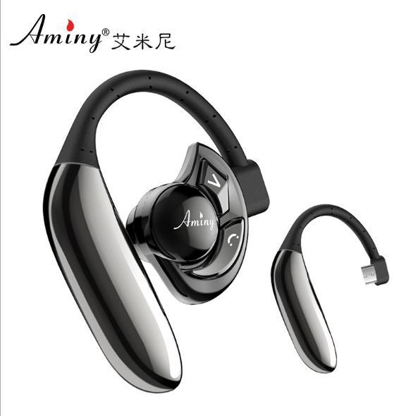 Aminy Auriculares inalámbricos con Bluetooth Auriculares in-ear para correr Ciclismo Ejercicio IPX6 Auriculares estéreo HD resistentes al agua