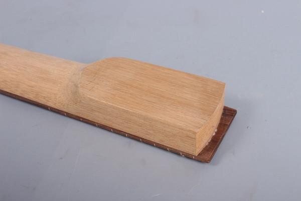 Guitare électrique Paddle 24 frettes 25,5 pouces palissandre manche en bois de rose p31