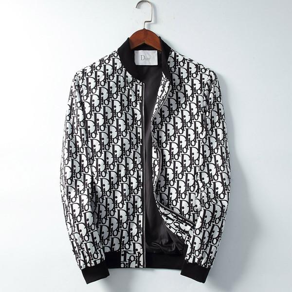 Nueva chaqueta de manga larga de hombre de alta calidad 2019 jm1971401
