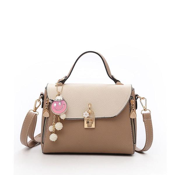 good quality 2019 New Handbags Bucket Bag Lady Pu Leather Women Messenger Bag Fashion Shoulder Bags Female Crossbody Design Bags