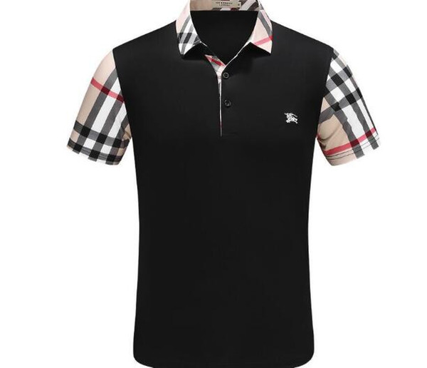 Mens Designer Polo Shirts Mode Männer T-shirt Stickerei Bee Polo Marke Grundlegende Top Streetwear Fashion Tees M-3XL
