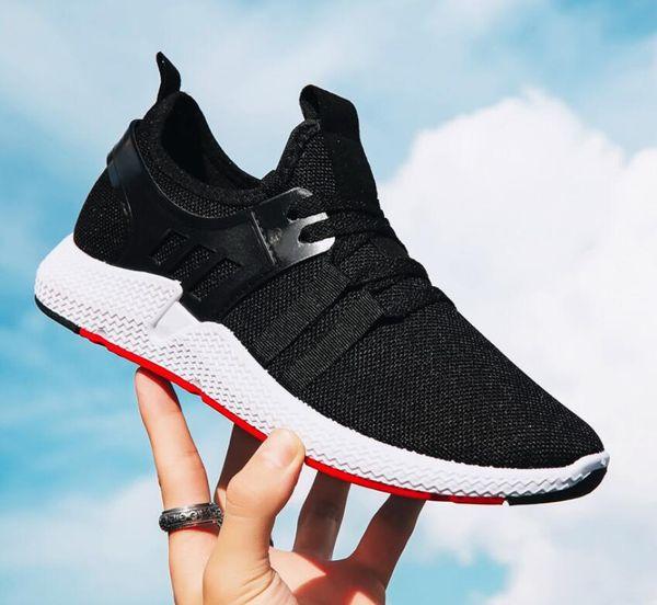 e53676b4 Precio barato Venta Moda Deportes nuevos zapatos casuales para hombres mujeres  transpirable ligeros entrenadores ligeros zapatillas
