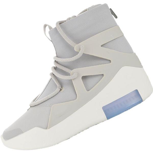 2019 hot Fear of God 1 Men Shoes FOG Boots Light Bone Black Sail casual Shoes Men white grey black casual shoes