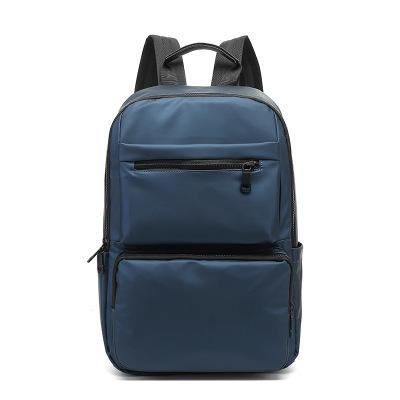 The new leisure business backpack backpack laptop bag men and women students