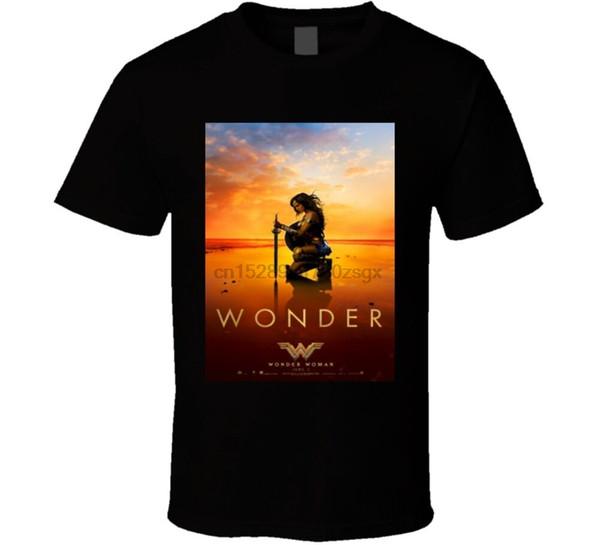 shirt do livro T Comic Wonder Woman Superhero