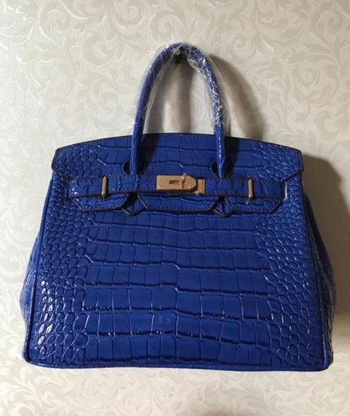 7c620ef98d crocodile handbag brand new bags shoulder tote emboss ostrich wholesale  women tote purse Italy UK France