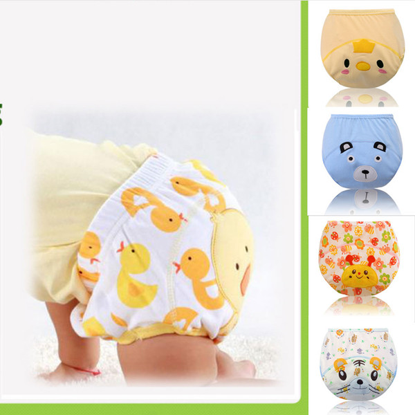 Compre Recién Nacido Infantil Niños Bebé Niños Niñas Tela Pañal De ...