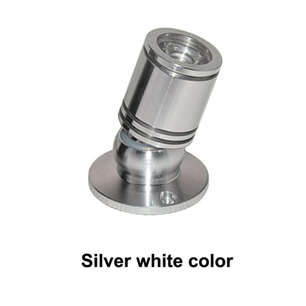 Silver white body