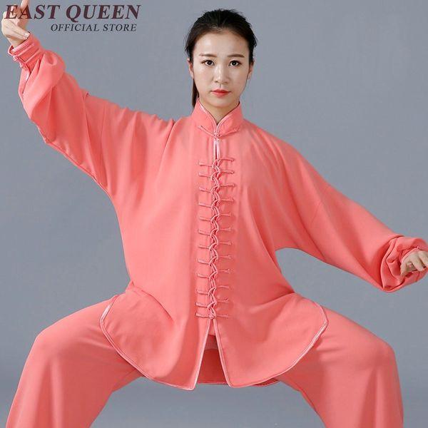 Tai Chi uniforme vêtements taichi vêtements femmes hommes wushu uniforme vêtements costume arts martiaux exercice KK2328