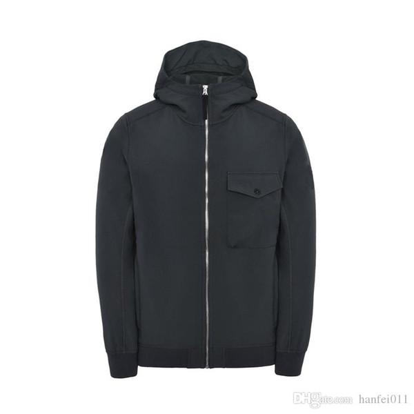 17FW Q0622 SOFT SHELL-R JACKET TOPSTONEY men jacket facshion HFLSJK107