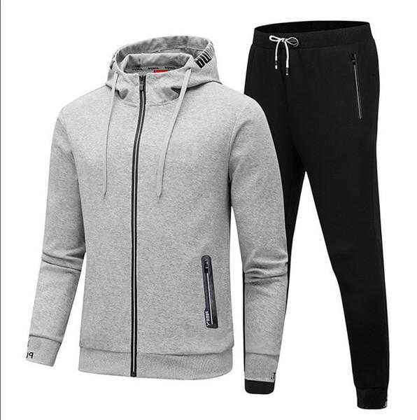 Pant Set Luxo Primavera Casual Designer de moda das mulheres dos homens Fatos Marca jaqueta preta + ternos Top Quality Kits transporte da gota L-5XL B101332Q