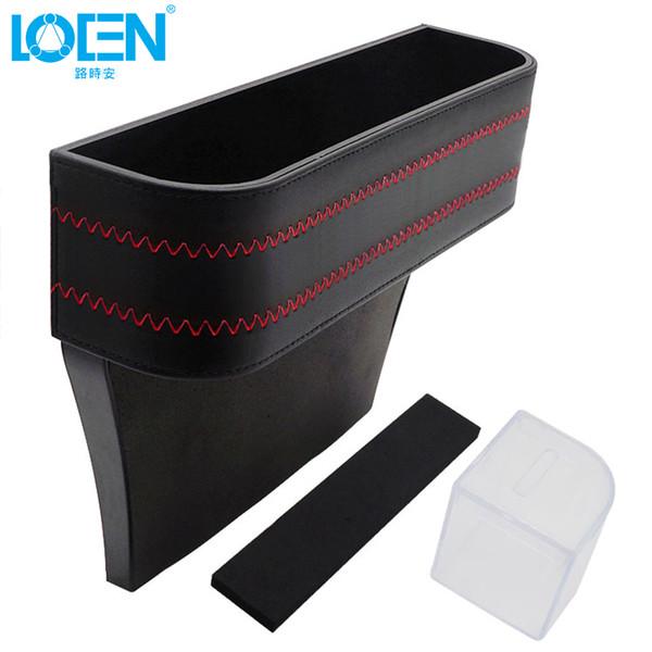 rganizer auto LOEN 1PC Car Styling Stowing Tidying Armrest Car Seat Crevice Storage Box Cup Drink Holder Organizer Auto Gap Pocket Phone ...