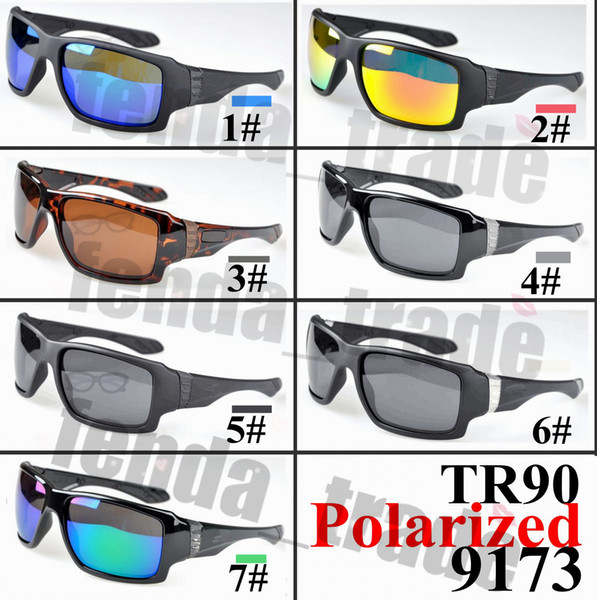 BIG NEW brand Outdoor Popular Sports Cycling Polarized Sunglasses For Men Women Designer TR90 Driving Cycling Sunglasses 5PCS Oculus