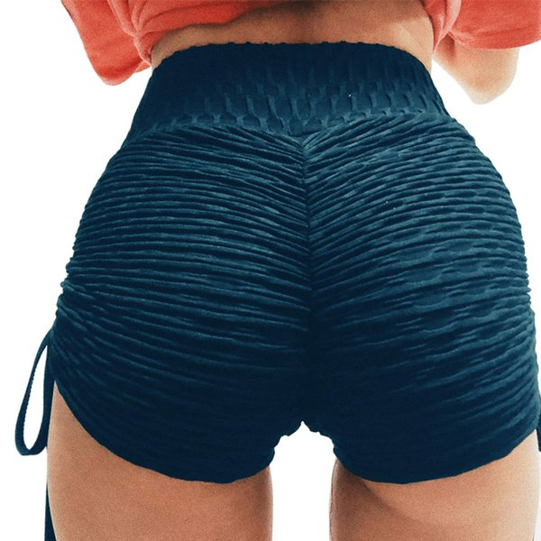 Summer Shorts Women Ladies High Waist Shorts 2019 Gym Clothing Workout Short Femme Hot Woman Pants Trousers Mujer szorty damskie