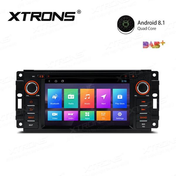 "6.2"" Android 8.1 OS Car DVD Multimedia GPS Radio for Dodge Caliber 2009-2011 & Journey Dakota 2005-2011"