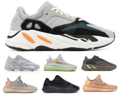 700 700s True Form Clay Hyperspace Static Geode Analog Static Mauve Runner Kanye West Running Shoes Sneaker 2019 Men Women Designers Shoes