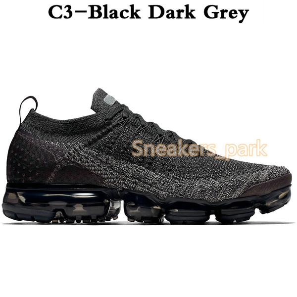 C3-Noir Gris Foncé