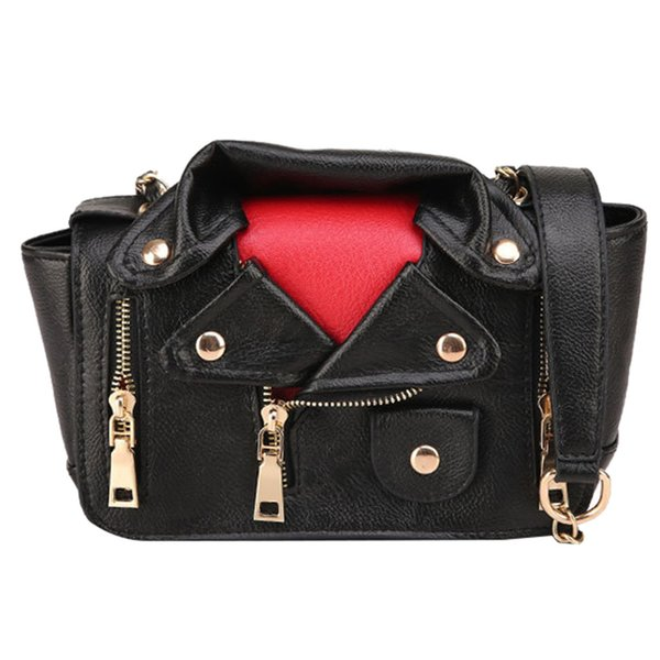 MOLAVE Handbags Solid bags for Women 2019 new Rivet Shoulder Bag Messenger handbags Ladies Wallet Fashion Motorcycle package9515