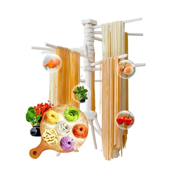 Pasta Drying Rack Attachment Pasta Drying Rack Spaghetti Dryer Stand noodle kitchen tools kitchen accessories pasta machine Pasta Drying Rack Attachment Pasta Drying Rack Spaghetti Dryer Stand noodle kitchen tools kitchen accessories pasta machine