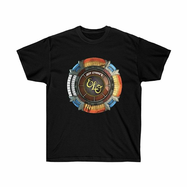 2019 Concert North American Tour Camiseta negra para adultos Tallas S-5Xl Envío gratuito Tops Camiseta