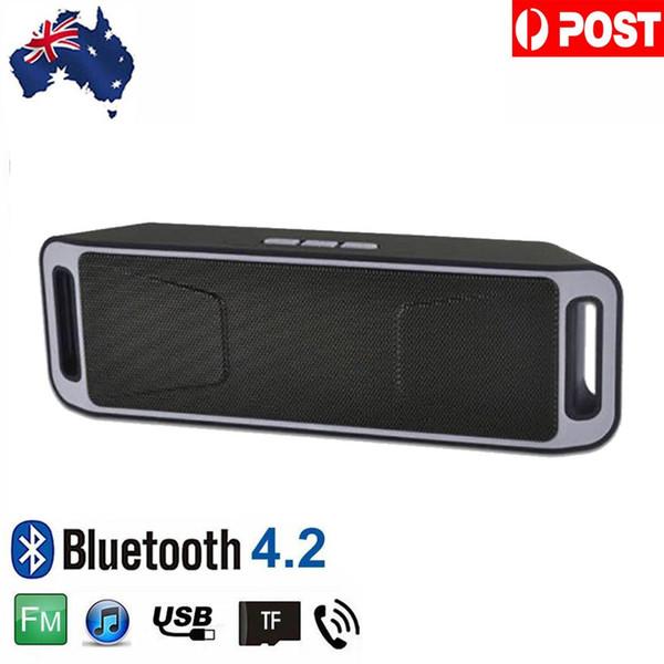 Bluetooth 3.0 беспроводной динамик портативный супер бас звук для смартфона планшета