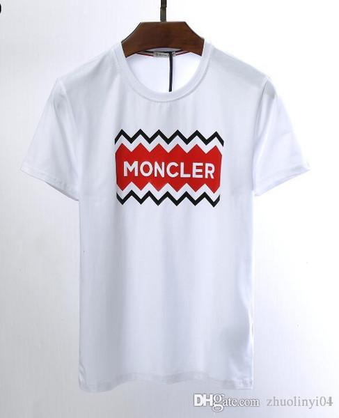 2019 son t shirt, gündelik erkek baskılı moda kısa kollu t gömlek, yüksek kaliteli pamuk, boyut m-xxl-48