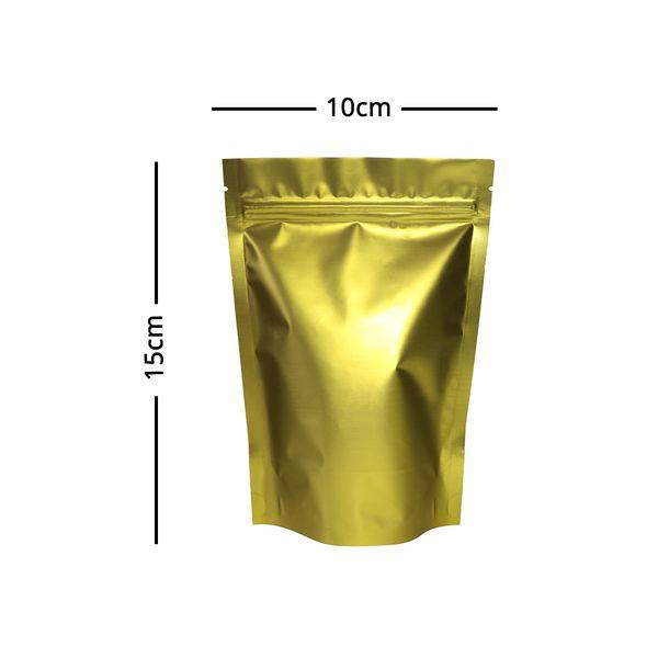 Matte Gold 10x15cm