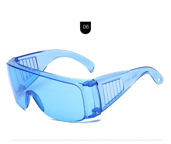 Sürüş Koruyucu Güneş Gözlüğü Erkek Kadın rüzgar geçirmez, darbeye dayanıklı, patlamaya dayanıklı, sıçramasına su, renkli Gözlük GG001 Yansıma Önleyici Açık