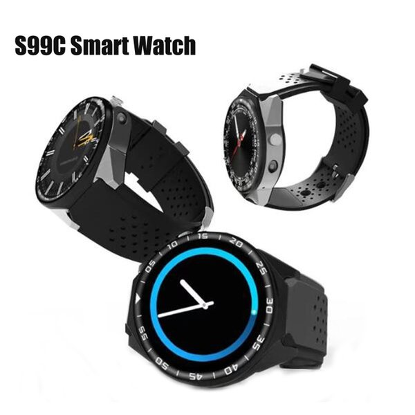 S99C Bluetooth Smart Watch 3G Intelligent Android 5.1 Wristwatch With GPS Real-time Monitoring Multi-function Smart Band
