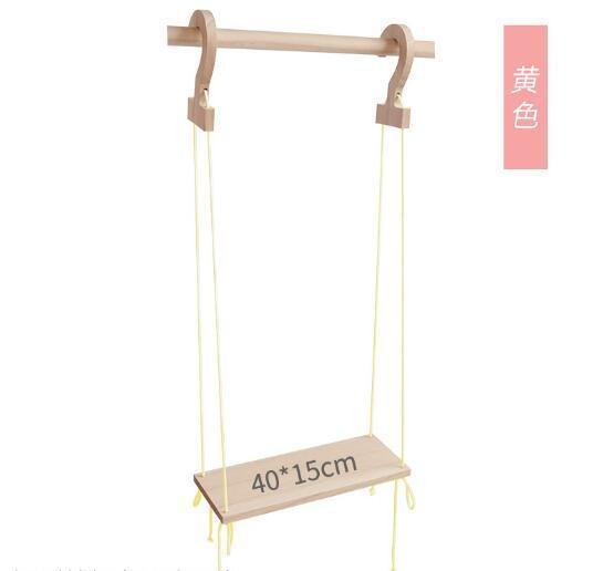 Zapatilla para cordones 1m Cuerda amarilla