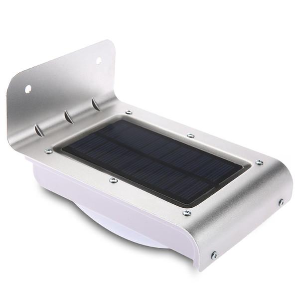 16 LEDs Solar Motion Light Energy Saving Infrared Sensor Wall Lamp Outdoor Wireless Solar Powered PIR Motion Sensor Garden Lamps