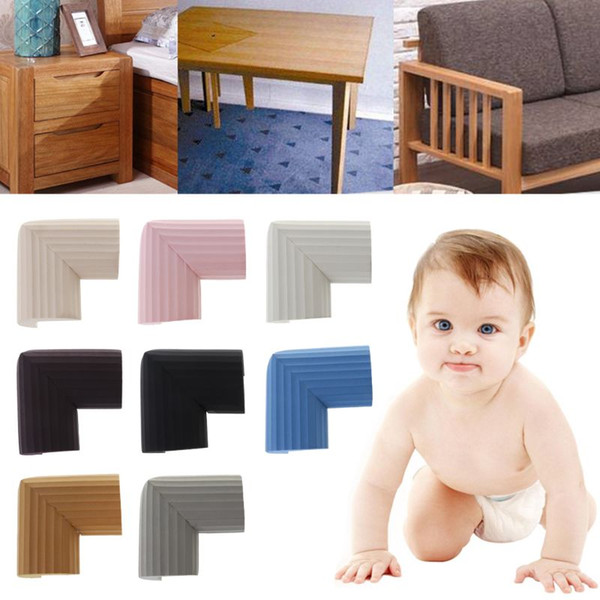 Safety Corner Protectors Baby Child Table Furniture Edge Soft Kids Guards Sponge