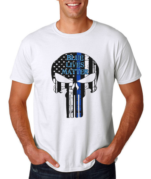 Military Police Sweatshirt USMC Punisher US Flag Spike Skull