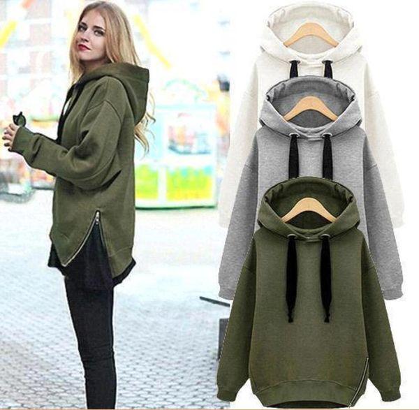 2019 New Spring Autumn Fashion Hoodies Fashion Large Size Warm Fleece Coat Brand Hoodies Sweatshirts EU Size
