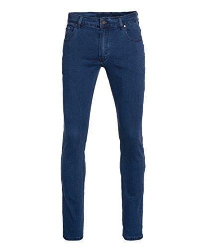 Perruzo Мужские джинсы скинни скинни Fit