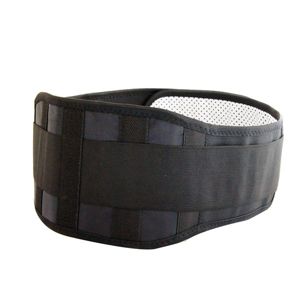 Heating Waist Belt Lower Support Warm Corset Heat Waist Belt Support Brace For Lower Back Pain Relief Therapy Magnetic A626