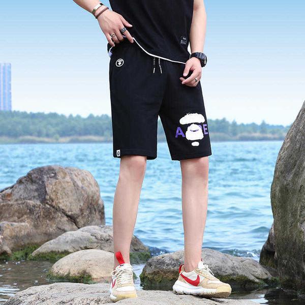 Hommes Summer Designer Shorts D'été Nouvelle Arrivée Mens Shorts Pantalon Court De Luxe Tops Décontractés Tops Shorts Lâche Hommes Pantalon Court Asiatique Taille M-2XL