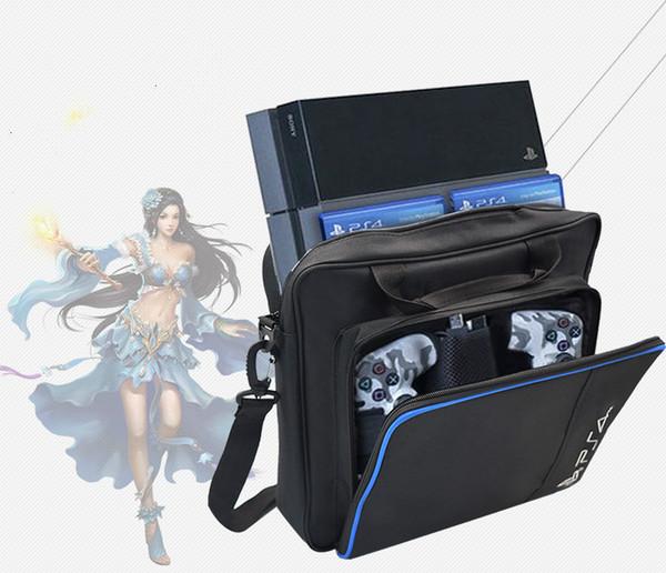 Borsa a Tracolla Protettiva da Viaggio per Playstation PS4 PS4 PRO Console e Accessori, Custodia da Trasporto per PS4 // PS4 PRO Custodia da Trasporto per Playstation