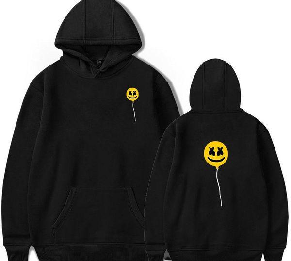 hoodie do hip hop 3D Imprimir marshmello grife hoodies mulheres homens de manga longa com capuz streetwear treino Harajuku suar Hoodies Casual