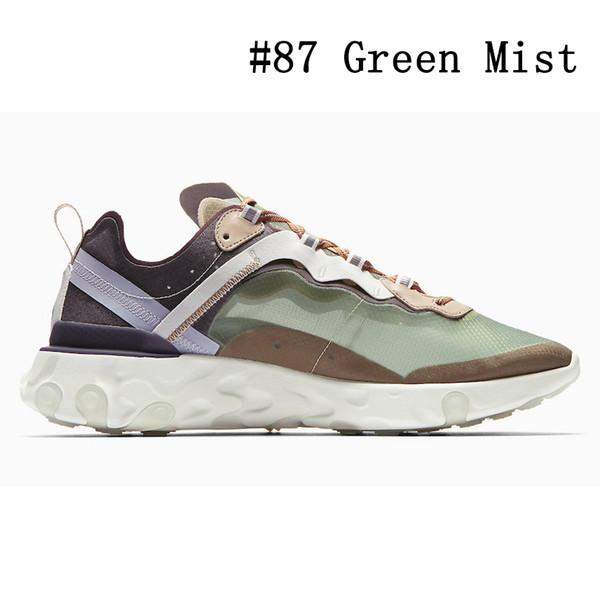 #87 Green Mist