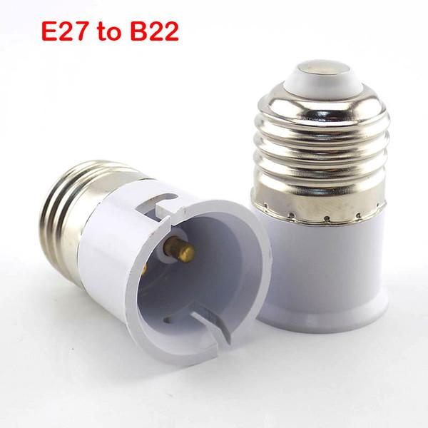 E27 À B22
