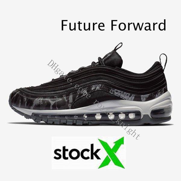 المستقبل إلى الأمام